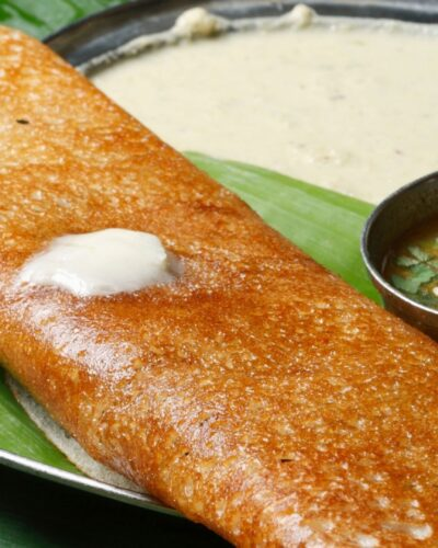 BUTTER ONION SADA DOSA