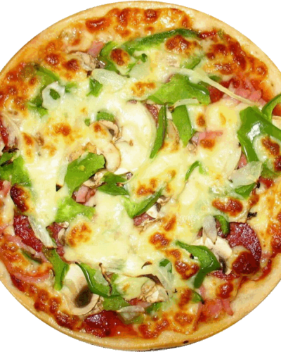 CAPSICUM PIZZA