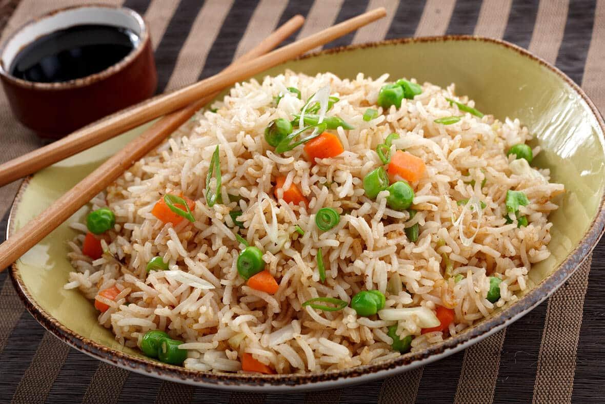 Hong Kong Fried Rice