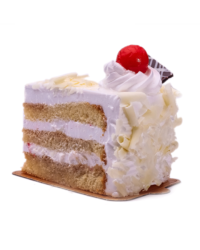 White Forest Pastry