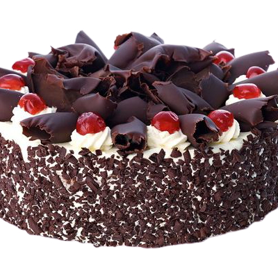 Black Forest with choco chips