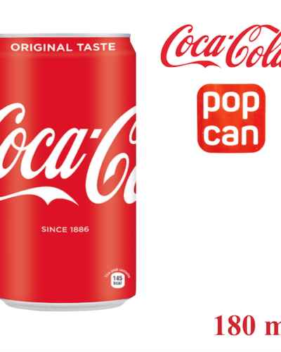 Cocacola Can 180ml